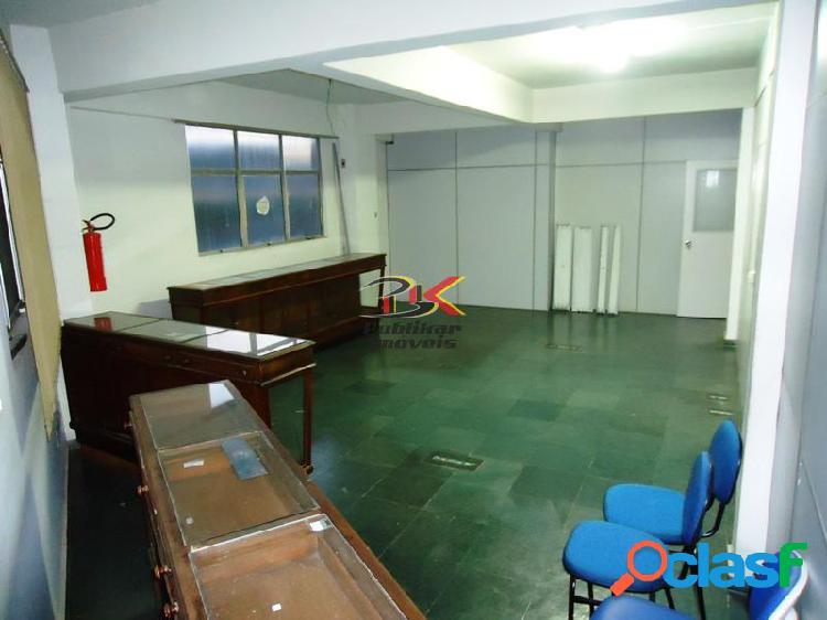 Salão comercial com 90 m2 em belo horizonte - fernão dias por 900,00 para alugar