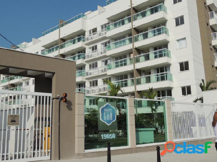 Apartamento com 1 dorms em rio de janeiro - recreio dos bandeirantes por 360 mil para comprar
