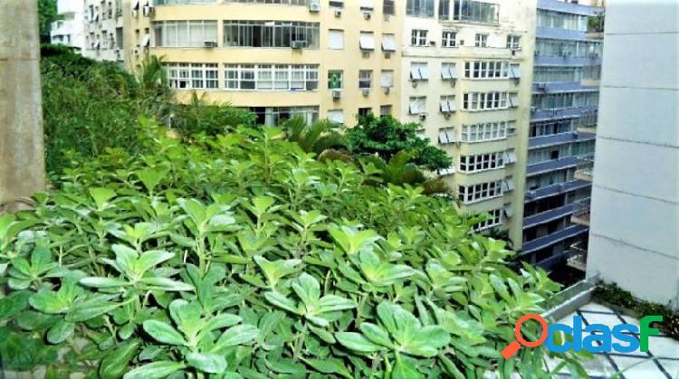 Apartamento com 2 dorms em rio de janeiro - copacabana por 1.3 milhões para comprar