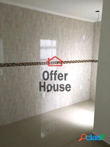 Apartamento com 2 dorms em santo andré - campestre por 235 mil à venda