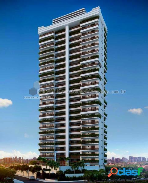 Edifício turris - apartamento com 4 dorms em fortaleza - meireles por 1.640.201,00 à venda