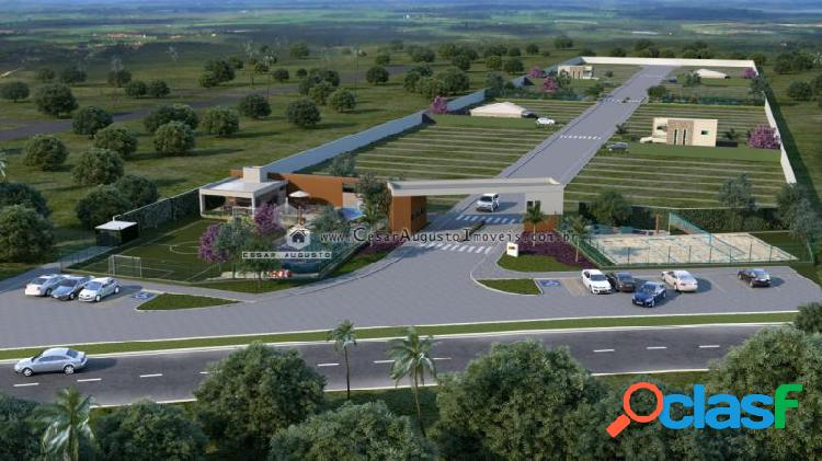 Loteamento dunas village clube - terreno com 175 m2 em aquiraz - centro por 69.832,00 à venda