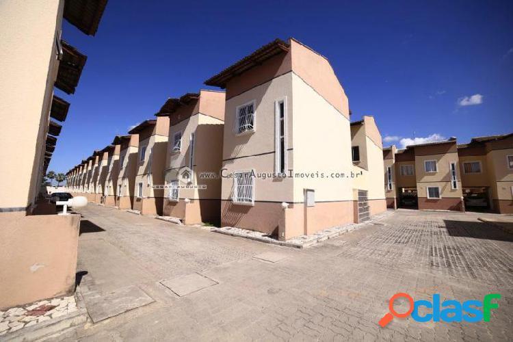 Residencial del monte i - casa em condomínio em fortaleza - siqueira por 172.000,00 à venda