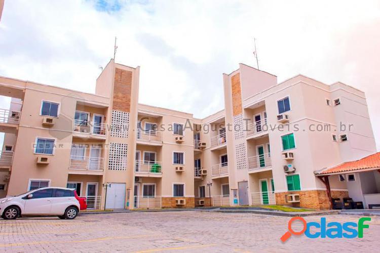 Residencial Odilon Guimarães - Apartamento com 3 dorms em Fortaleza - Lagoa Redonda por 192.465,00 à venda