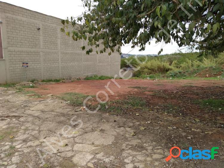 Terreno com 900 m2 em varginha - industrial jk por 370.000,00 à venda