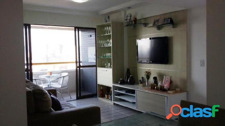 Apartamento com 3 dorms em recife - boa viagem por 450.000,00 à venda