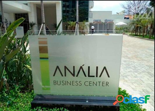 Sala comercial com 3800 m2 em são paulo - anália franco por 420 mil à venda