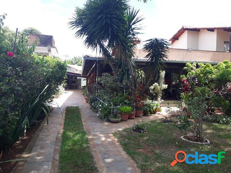 Casa com 4 dorms em lagoa santa - recanto do poeta por 1.02 milhões à venda