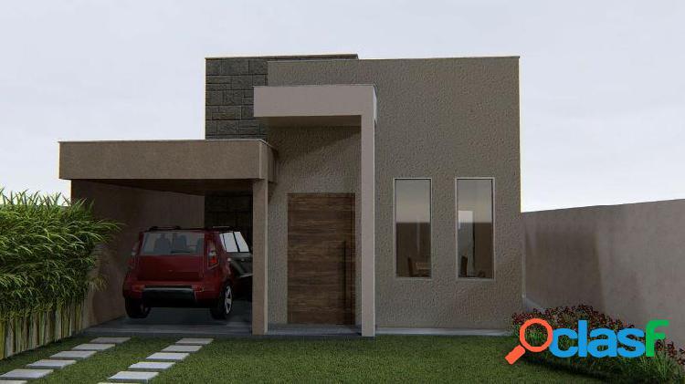 Casa em condomínio em lagoa santa - condominio trilhas do sol por 399 mil à venda