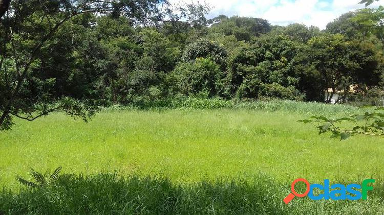 Terreno com 1320 m2 em lagoa santa - condominio condados da lagoa por 380 mil à venda