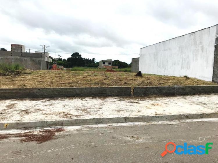 Terreno com 200 m2 em boituva - morada dos ipês por 96 mil à venda