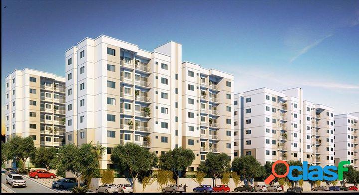 Apartamento com 3 dorms em manaus - são josé operário por 156 mil à venda