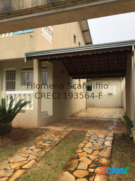 Casa com 3 dorms em campinas - residencial terras do barão por 460.000,00 à venda