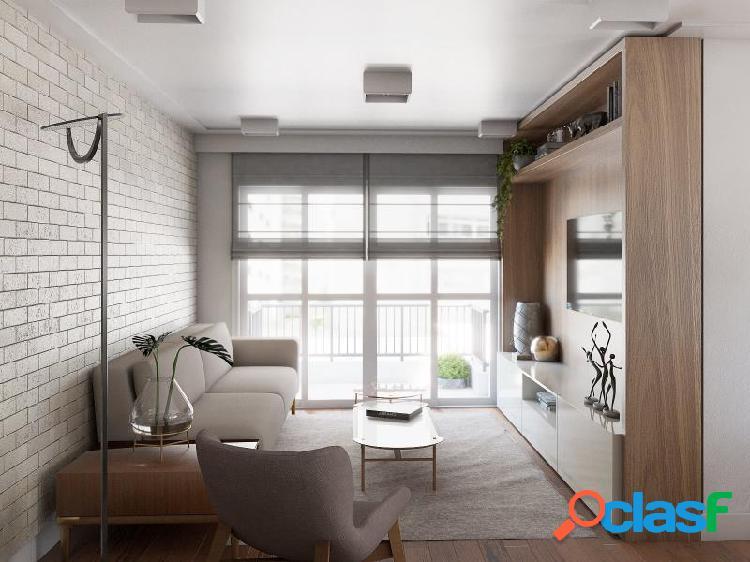 Apartamento com 2 dorms em são paulo - jardim paulista à venda