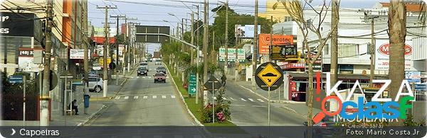 Terreno com 1.878,032 m²- capoeiras