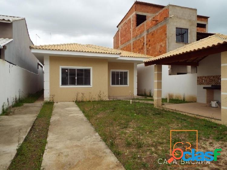 Casa Linear com 3 quartos sendo 1 suíte no Cruzeiro 1