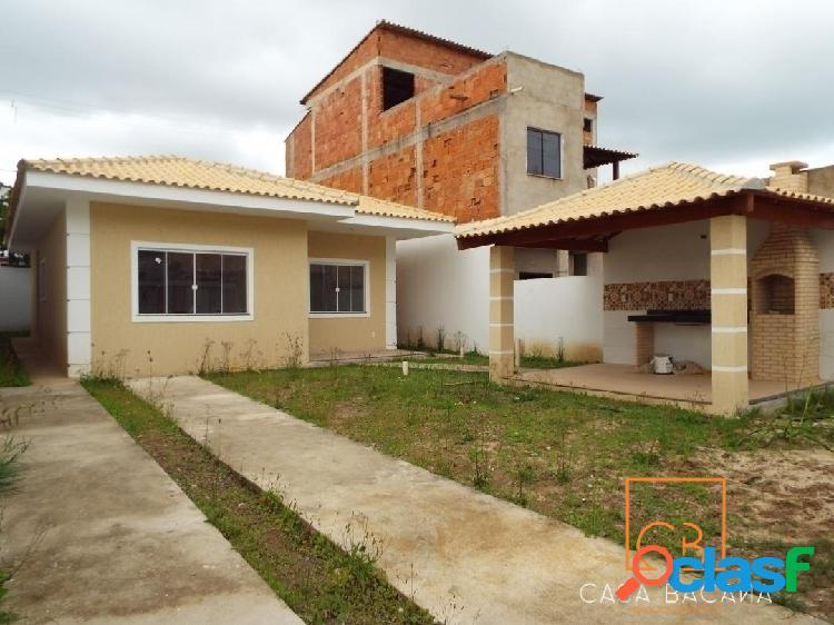Casa Linear com 3 quartos sendo 1 suíte no Cruzeiro 2