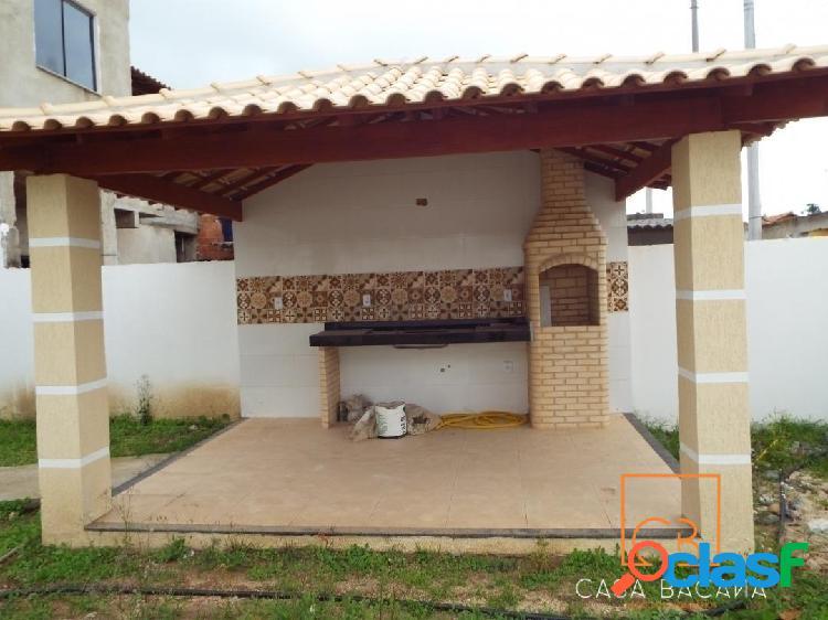 Casa Linear com 3 quartos sendo 1 suíte no Cruzeiro 3