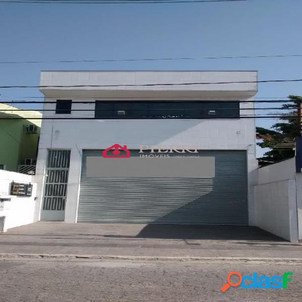 Salão comercial locação no pq. são domingos/pirituba 180m²