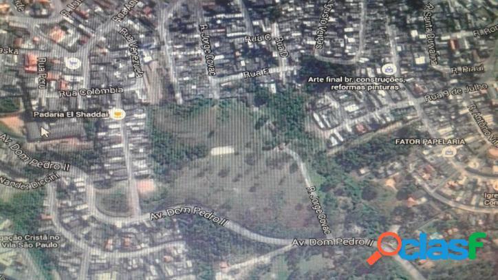 Terreno residencial à venda, jardim maria cecília, ferraz de vasconcelos.