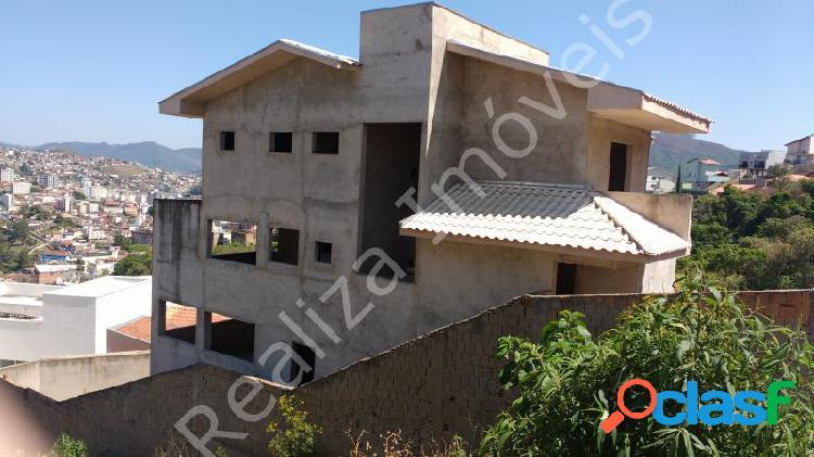 Casa com 3 dorms em poços de caldas - parque vivaldi leite ribeiro por 790 mil para comprar