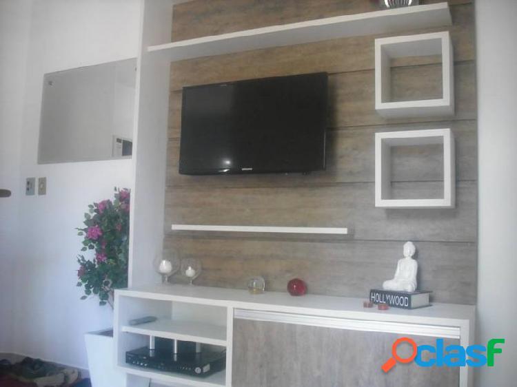Apartamento com 1 dorms em florianópolis - cachoeira do bom jesus por 290 para alugar