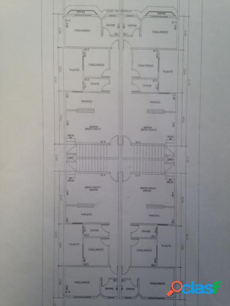 Apartamento com 2 dorms em santo andré - parque capuava por 230 mil para comprar