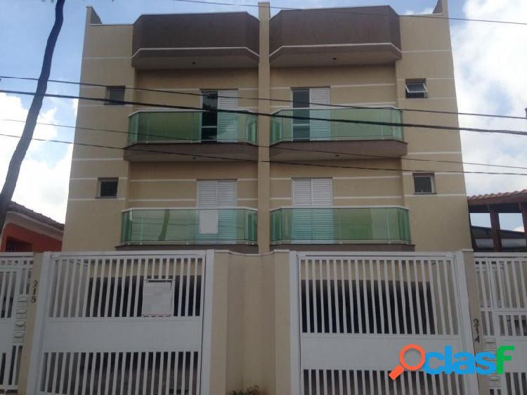 Apartamento com 2 dorms em santo andré - parque capuava por 240 mil para comprar
