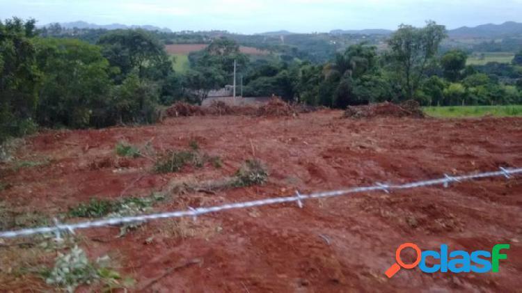 Terreno com 360 m2 em São Joaquim de Bicas - pousas das rosas por 50 mil à venda