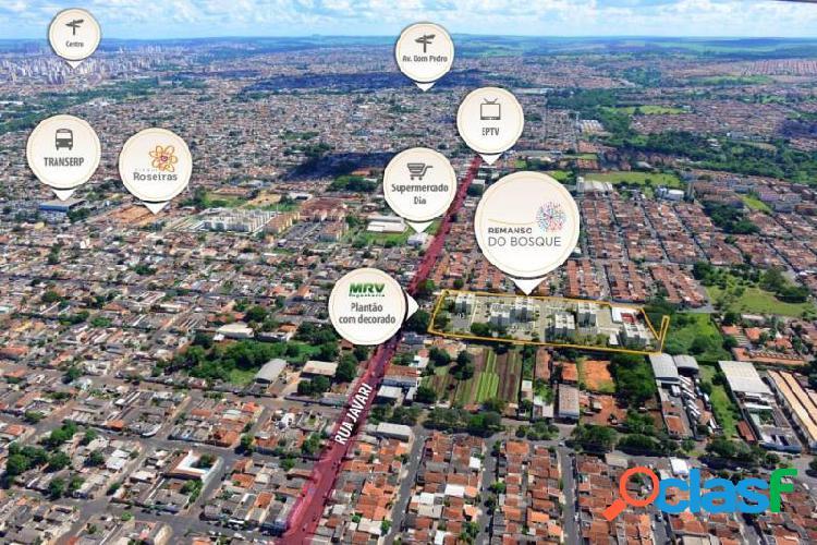 Apartamento com 2 dorms em ribeirão preto - conjunto habitacional sílvio passalacqua por 144.82 mil para comprar