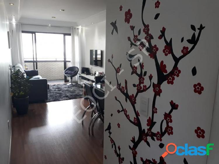 Apartamento com 2 dorms em são bernardo do campo - baeta neves por 330 mil à venda