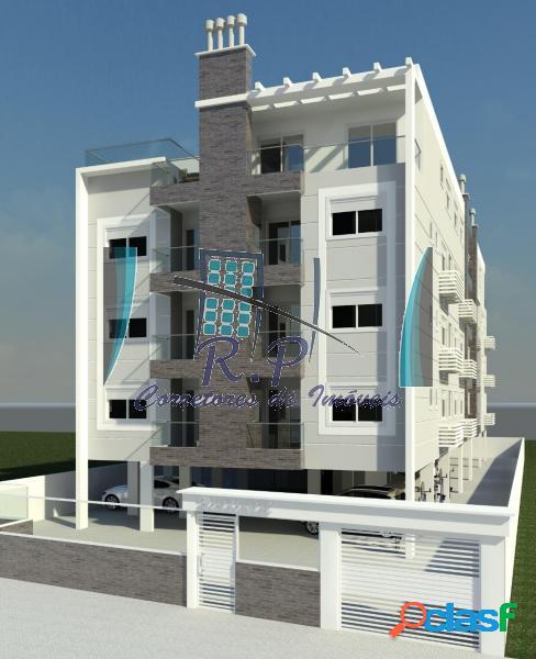 Apartamento com 2 dorms em florianópolis - ingleses do rio vermelho por 136 mil à venda