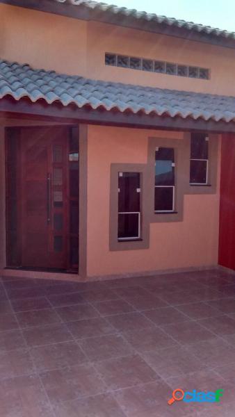 Casa com 2 dorms em itanhaém - balneario tupy por 180 mil para comprar