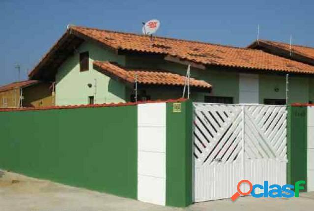 Casa com 2 dorms em itanhaém - cibratel por 210 mil para comprar