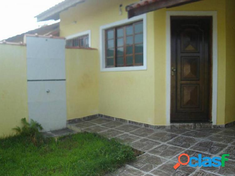 Casa com 2 dorms em itanhaém - corumba por 210 mil para comprar