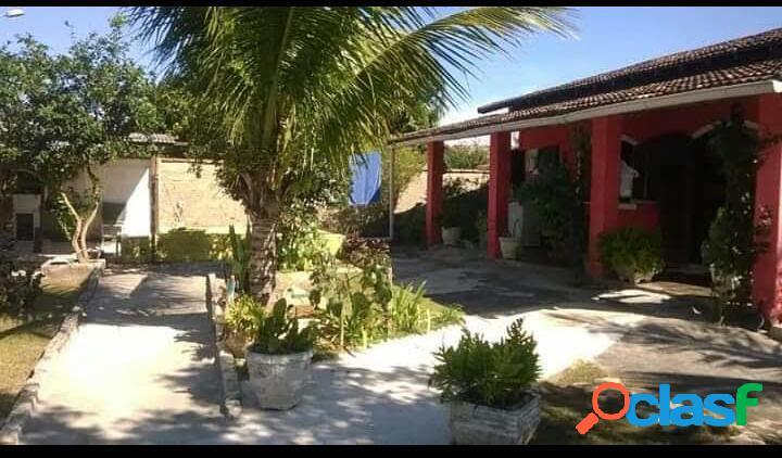 Casa em maricá - balneário bambuí (ponta negra) por 180 mil à venda