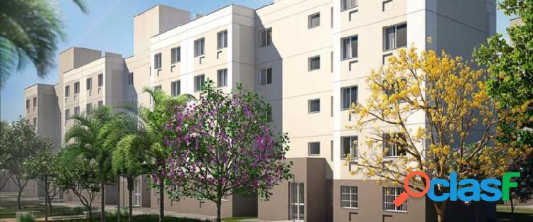Apartamento com 2 dorms em nova iguaçu - vila catia para comprar