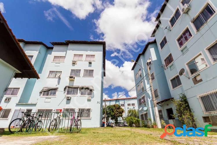Apartamento com 2 dorms em rio de janeiro - campo grande por 129 mil à venda