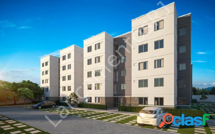 Apartamento com 2 dorms em rio de janeiro - jacarepaguá por 225 mil para comprar