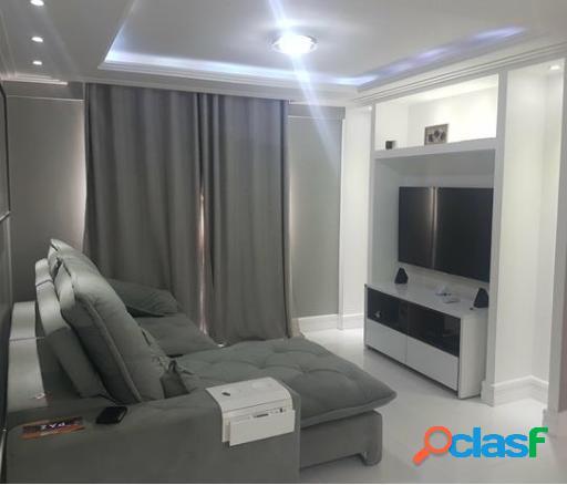 Apartamento com 3 dorms em rio de janeiro - campo grande por 380 mil para comprar