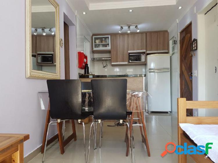Apartamento com 2 dorms em são paulo - jardim santa terezinha (zona leste) por 196.1 mil para comprar