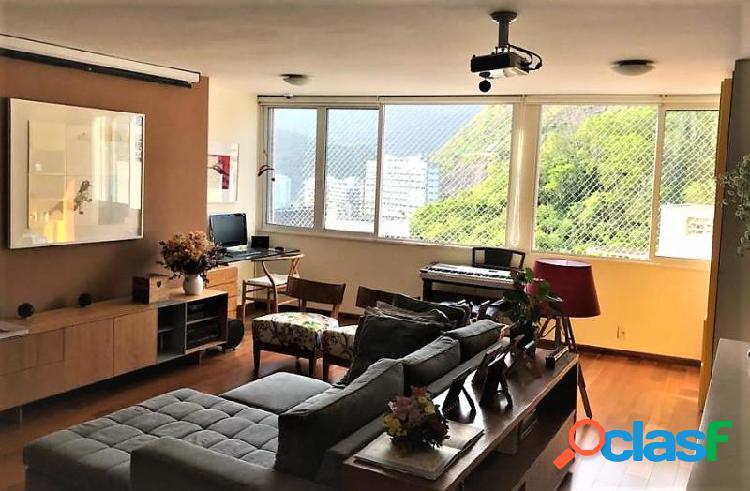Apartamento com 3 dorms em rio de janeiro - lagoa por 1.39 milhões para comprar
