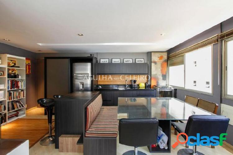 Apartamento com 1 dorms em São Paulo - Vila Olímpia por 630 mil à venda