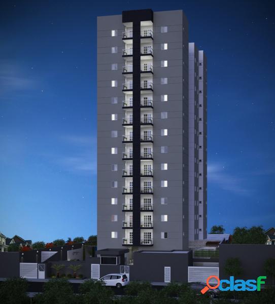 Apartamento com 2 dorms em santo andré - paraíso por 343 mil à venda