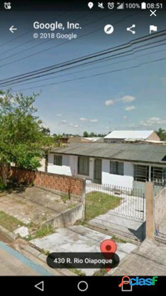 Terreno com 360 m2 em fazenda rio grande - iguaçu por 120 mil à venda