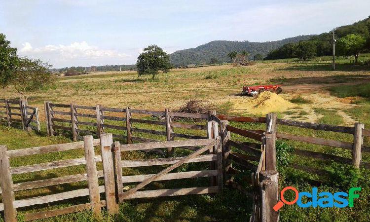 Fazenda em santa terezinha -... por 150 milhões à venda