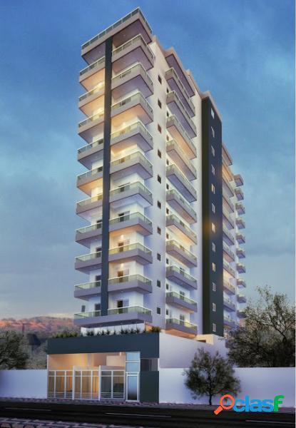 Apartamento com 1 dorms em praia grande - boqueirão por 204 mil à venda