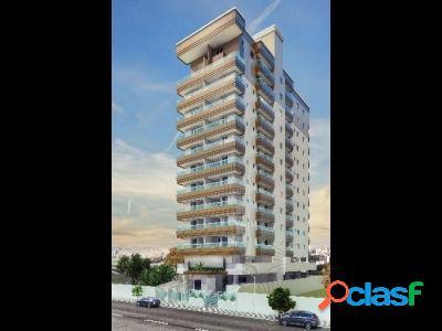 Apartamento com 2 dorms em praia grande - vila guilhermina por 315 mil à venda