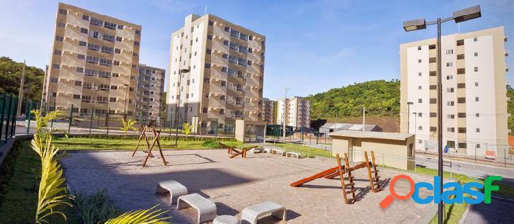 Apartamento com 2 dorms em são lourenço da mata - muribara por 124.5 mil à venda