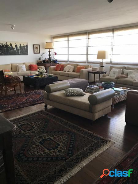 Apartamento com 3 dorms em são paulo - jardim paulista por 17 mil para alugar